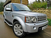 2010 LAND ROVER DISCOVERY 4 3.0 TDV6 XS AUTO 245 BHP