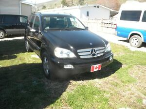 2004 Mercedes-Benz M-Class ml350 SUV, Crossover SUV, Crossover
