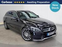 2015 MERCEDES BENZ C CLASS C220 BlueTEC AMG Line 5dr Auto Estate