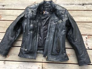 all leather 3 piece motorcycle riding gear