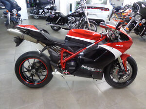 Ducati 848 Evo Corse SE 1st reasonable offer will be accepted!