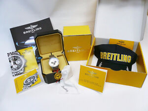 Breitling Navitimer 50th year Edition Like new Extremely Rare!!!