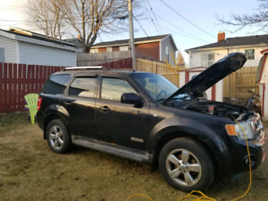 2008 ford escape ....parts only