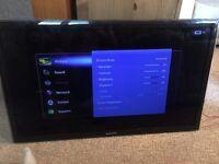 43 inch Samsung 4K smart tv,