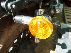 mototcycle signal lights