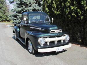 Rare 1952 Mercury M1 pick-up