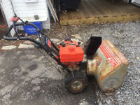 Snowblower reconditioned