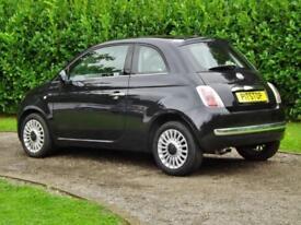 Fiat 500 1.2 Lounge 3dr PETROL MANUAL 2011/11