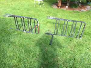 trailer bike racks