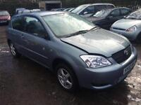 Toyota Corolla 1.6 VVT-i auto T3 WE ARE BREAKING THIS CAR ALL PARTS AVAILABLE
