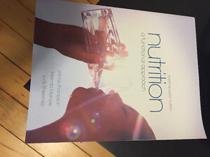 Nutrition: A Functional Approach, Third Canadian Edition London Ontario image 1