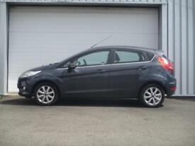 2011 Ford FIESTA ZETEC Manual Hatchback