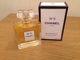 No5 Chanel Paris