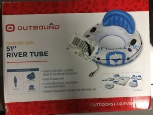 "Inflatable Water Tube 51"" - Brand NEW open box"