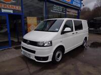 2013 VOLKSWAGEN TRANSPORTER TDI SWB BLUEMOTION TECHNOLOGY CAMPER - BRAN NEW CON
