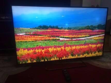 Panasonic TH-55CX700A 55 inch 4K Ultra HD 3D LED LCD TV Fac Sec