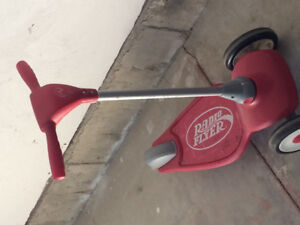 Radio Flyer Scooter. Good condition.