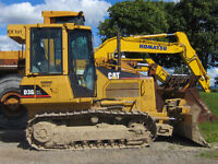 looking for cat caterpillar d3g xl d3k xl dozer excavator