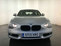 2013 BMW 116D EFFICIENT DYNAMICS 5 DOOR HATCHBACK SERVICE HISTORY FINANCE PX