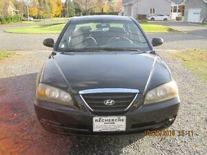 2005 Hyundai Elantra VE Berline