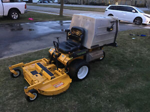 Walker Mower MTGHS 2004