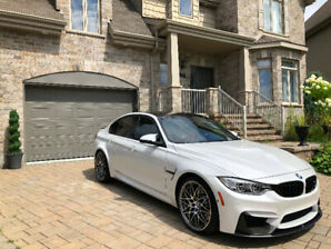 BMW M3 Ultimate Package 2017