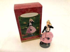 Hallmark 1950s Barbie Ornament