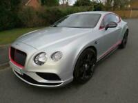2018 Bentley Continental GT 4.0 V8 S Mulliner Driving Spec 2dr Auto COUPE Petrol