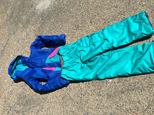 girls Burton Snow boarding pants and jacket