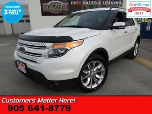 2012 Ford Explorer Limited  4X4 (NEW TIRES) NAV ROOF CAMERA POWE