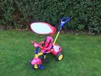 Little tike 4-in-1 tricycle