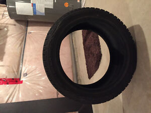 245/45R18 winter tires *used half a winter*