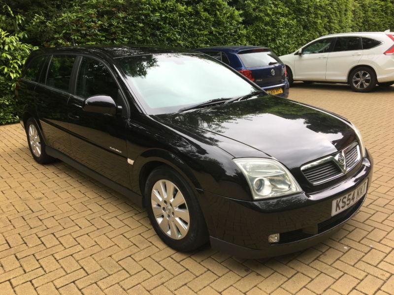 2004/54 Vauxhall Vectra 2.2DTi 16v Elegance