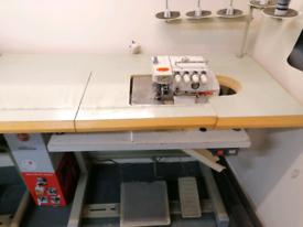 Overlock Siruba 757FX-516X2-56 Sewing machine