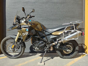 2014 BMW F800GS - GREAT SHAPE & READY FOR SEASON