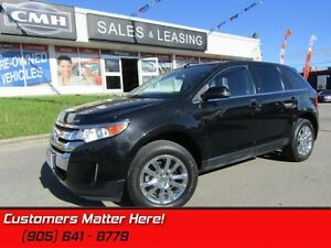 2013 Ford Edge Limited   NAV! MOONROOF! CAM! HEATED LEATHER!