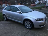 AUDI A3 1.9 TD1 SE 3 DOOR 2008 GOOD AS NEW 62