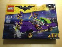 Lego Batman joker low rider