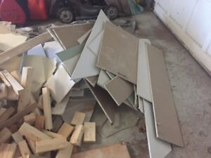 FOR SALE: New Drywall & Drywall Tearaway Strips Leftover from Re