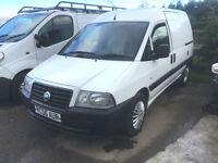 Fiat Scudo 2.0JTD 8v SX 2006 56 154000