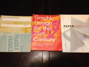 Three Books | Graphic Design