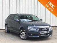 Audi A3 1.8T FSI Sportback 2009MY SE 1 OWNER FROM NEW Finance Available