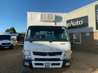 2015 MITSUBISHI FUSO CANTER 7C15 34 3.0 TD AUTOMATIC FRIDGE FREEZER LORRY EURO6