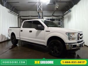 2016 Ford F150 XLT SUPERCREW 4WD CAMÉRA BLUETOOTH 20''
