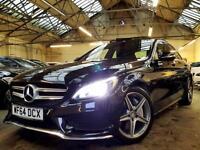 2014 Mercedes-Benz C Class 2.1 C250 CDI BlueTEC AMG Line 7G-Tronic Plus 4dr