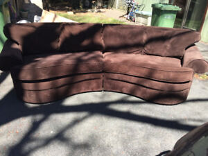 Couch/sofa - 7 feet of cushion space ! $150
