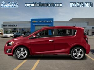 2016 Chevrolet Sonic LT  - Certified - Chevy MyLink