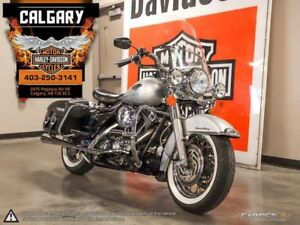 2004 Harley-Davidson FLHRCI - Road King Classic start $120 b/w