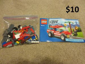 Various COMPLETE Lego sets