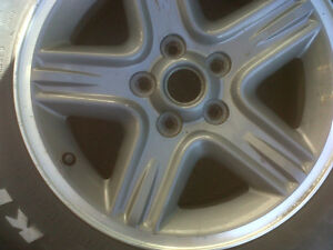 LT225 75R16  16 inch Jeep rims with tires Stratford Kitchener Area image 8